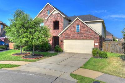 Fulshear Single Family Home For Sale: 27543 Fleming Bluff Court