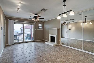 Galveston Condo/Townhouse For Sale: 7312 Seawall Boulevard #218