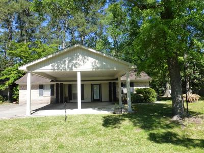 Conroe Single Family Home For Sale: 641 Chapel Hill Drive