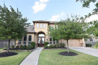 Cypress Single Family Home For Sale: 17015 Thomas Ridge Lane
