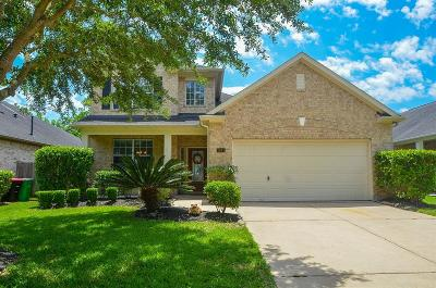 Richmond Single Family Home For Sale: 2611 Old River Lane
