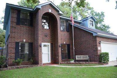 Single Family Home For Sale: 20606 Appaloosa Trail