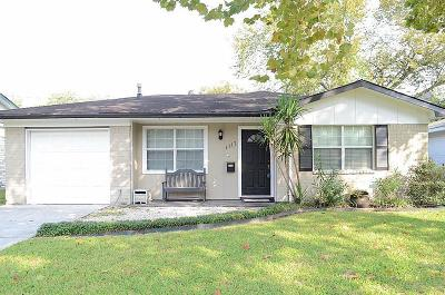 Bellaire Single Family Home For Sale: 4312 Cynthia Street