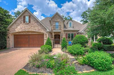 The Woodlands Single Family Home For Sale: 63 Quail Rock Place