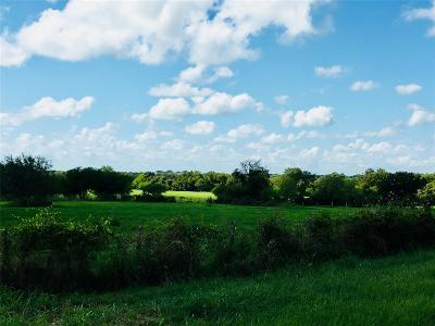 Colorado County Farm & Ranch For Sale: Fm 2434/223