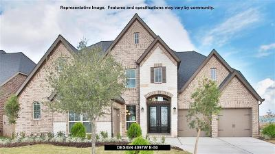 Harris County Single Family Home Pending: 16807 Caney Mountain Drive