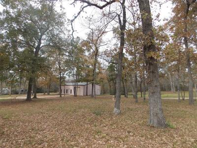 Willis Single Family Home For Sale: 12088 Fm 830 Road