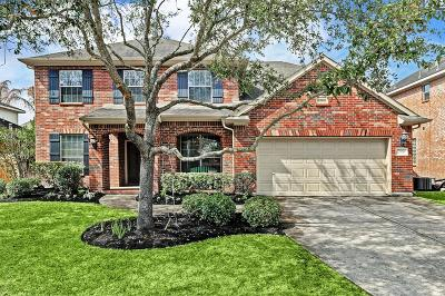 Pearland Single Family Home For Sale: 2506 Westerlake Drive