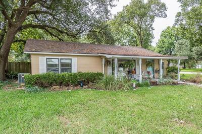 Katy Single Family Home For Sale: 817 Bartlett Road
