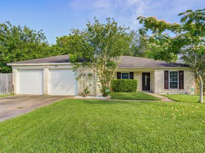 League City Single Family Home For Sale: 1602 2nd Street