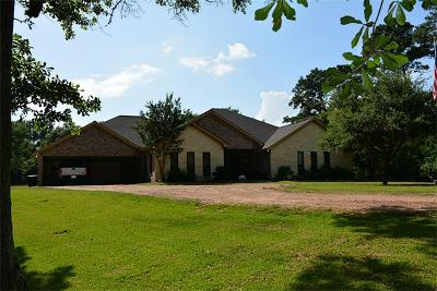 Bellville Single Family Home For Sale: 925 Fm 1456 Road