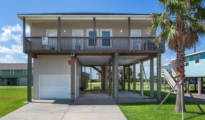 Galveston Single Family Home For Sale: 23183 Fresca