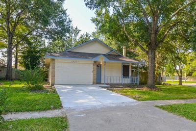 Sugar Land Single Family Home For Sale: 14227 Clear Forest Drive