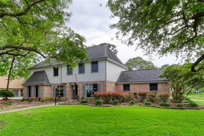 Houston Single Family Home For Sale: 8322 Amber Cove Drive
