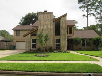 Harris County Single Family Home For Sale: 3805 September Drive