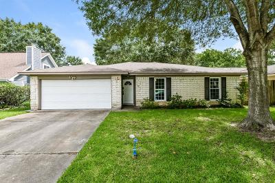 Sugar Land Single Family Home For Sale: 1254 Ravenscourt Drive