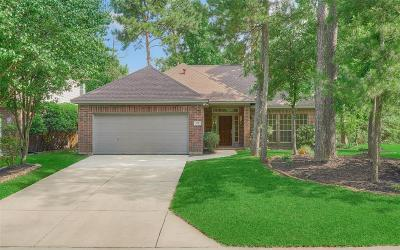 The Woodlands Single Family Home For Sale: 43 Tranquil Glade Place