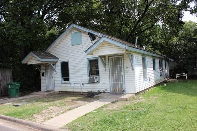 Multi Family Home For Sale: 3516 Orange Street