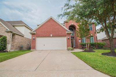 Spring Single Family Home For Sale: 3310 Legends Mist Drive
