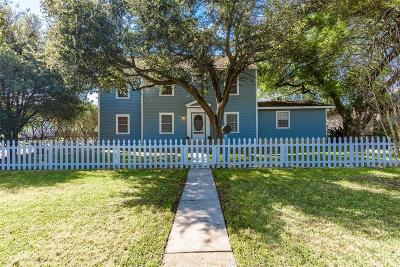 Galveston County Single Family Home For Sale: 701 14th Avenue N
