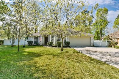 Magnolia Single Family Home For Sale: 7503 Ramblewood Drive