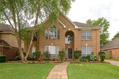 Kingwood Single Family Home For Sale: 3506 Babbling Creek Dr Drive