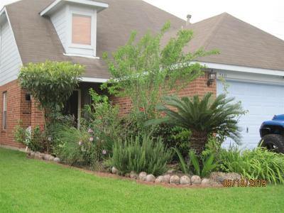 Cypress TX Single Family Home For Sale: $240,000