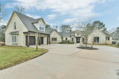 Magnolia Single Family Home For Sale: 32603 Green Bend Court