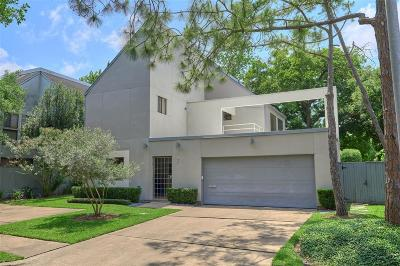 Bellaire Single Family Home For Sale: 7 Boulevard Green