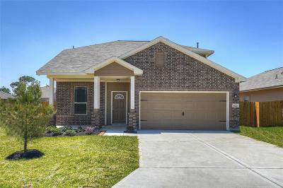 Conroe Single Family Home For Sale: 3540 Korina Way