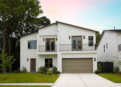 Houston Single Family Home For Sale: 7316 Schiller