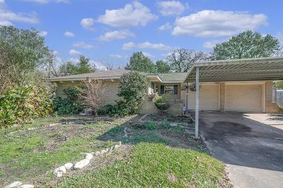 Houston TX Single Family Home For Sale: $124,900