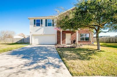 Texas City Single Family Home For Sale: 9103 Yellowfin Circle