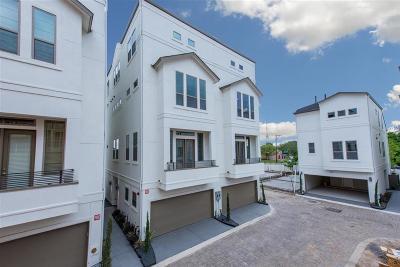 Houston Single Family Home For Sale: 5421 Larkin Street