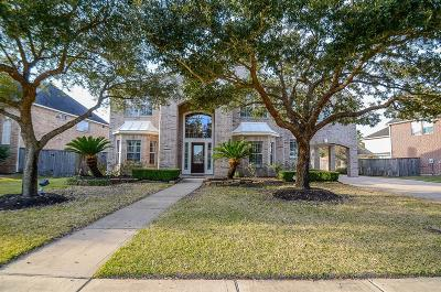 Katy Single Family Home For Sale: 26311 Cresent Cove Lane