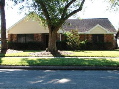 Katy TX Single Family Home For Sale: $237,900