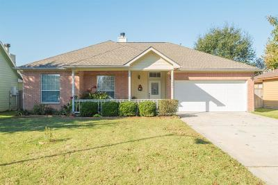 Tomball Single Family Home For Sale: 1426 Ashley Court