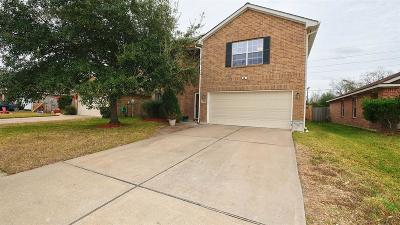 Katy Single Family Home For Sale: 3846 Pebble Garden Lane