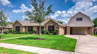 Manvel Single Family Home For Sale: 6511 Granbury Road