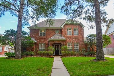 Sugar Land Single Family Home For Sale: 4614 Colony Hills Drive