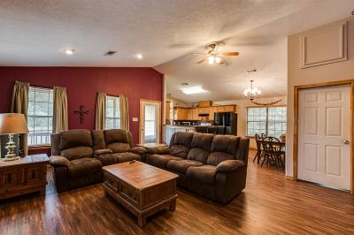 Conroe Single Family Home For Sale: 16252 Blanks Road