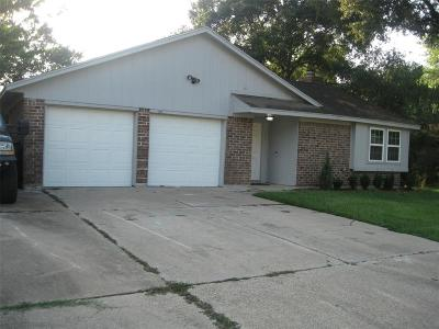 Pearland Single Family Home For Sale: 2312 Anthony Lane