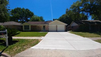 Sugar Land Single Family Home For Sale: 1815 Michele