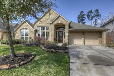 Conroe TX Single Family Home For Sale: $317,000
