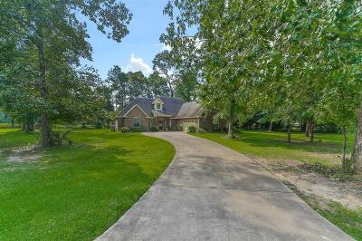 Huffman Single Family Home For Sale: 27530 Golf View Lane