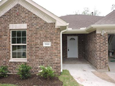 Pasadena Single Family Home For Sale: 2616 Thomas Avenue