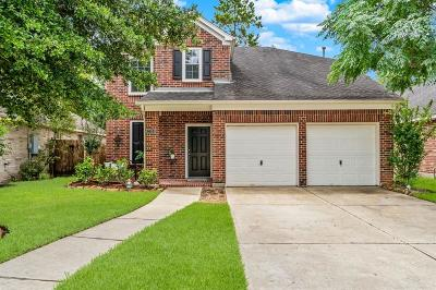 Spring Single Family Home For Sale: 2318 Colonial Springs Lane