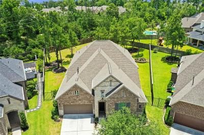 Tomball Single Family Home For Sale: 147 Currydale Way