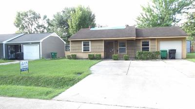 Houston TX Single Family Home For Sale: $71,000