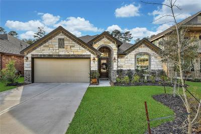 Conroe Single Family Home For Sale: 3012 Golden Current Lane